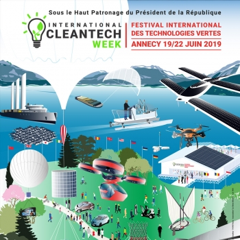 International CleanTechWeek : Lancement de l'édition N° 2